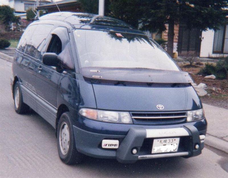 トヨタ エスティマルシーダ