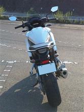 azzurrinoさんのVFR800X MUGEN リア画像