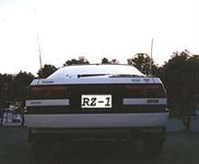 やっしーM3Cさんのサニー RZ-1 リア画像