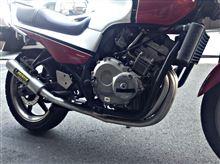 H-TECさんのジェイド(バイク) リア画像