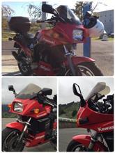 OryzaさんのGPZ750R_Ninja