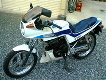 ぱさげーさんのCBX250S メイン画像