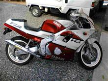 ぱさげーさんのFZR250R_3LN3 メイン画像