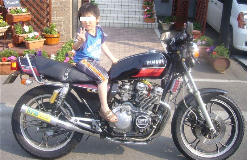 tatsu_c25さんのXJ400