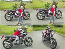 tatsu_c25さんのXJ400 左サイド画像