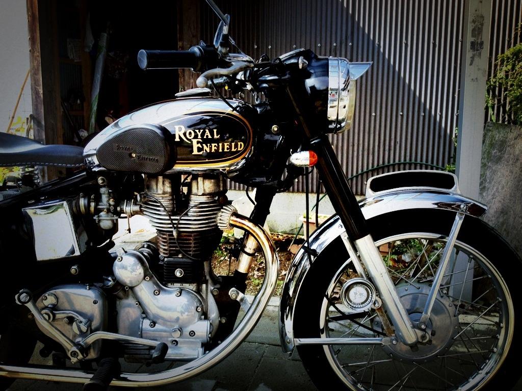 エン フィールド ロイヤル 冒険に出かけよう!ロイヤルエンフィールド ヒマラヤは街中でも溶け込めてとにかく身軽なアドベンチャーバイク