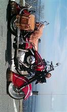 クマックマさんのバルカン800 左サイド画像