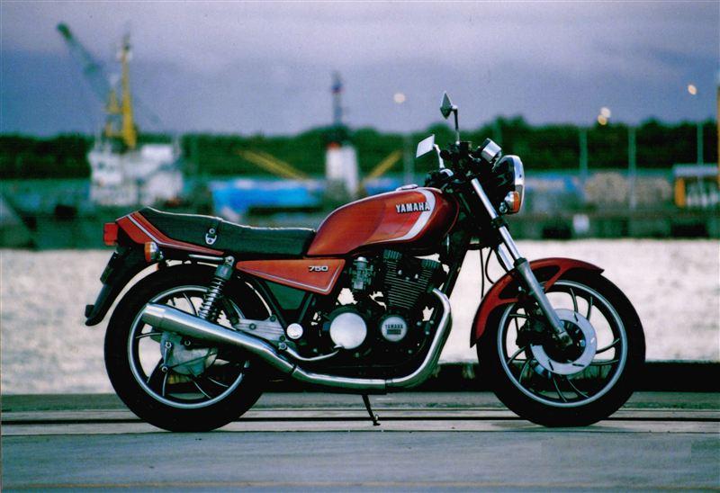 かきあげDONさんのXJ750E
