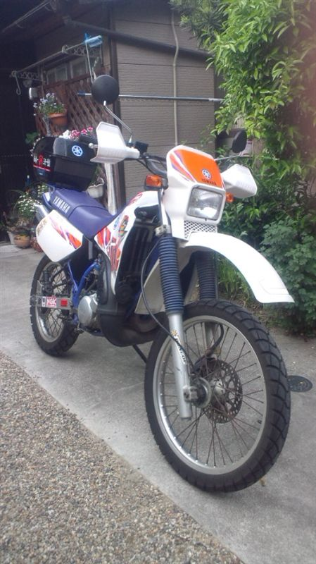 ヤマハ DT125R
