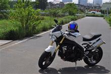 Kamiyuさんのスピードトリプル1050 メイン画像