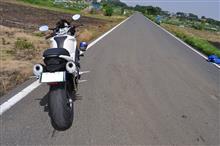 Kamiyuさんのスピードトリプル1050 リア画像