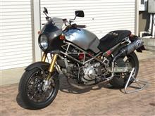 kenny34さんのMONSTER900 (モンスター) リア画像