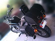 Protomanさんのバルカン500LTD リア画像