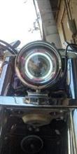モリヤンヌさんのバルカン400N 左サイド画像
