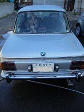 秋田のN田さんの2002 リア画像