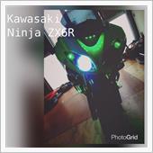 シュウ@RSさんのZX-6R Ninja
