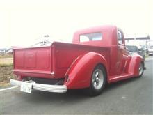おだづもっこさんの'38 フォード ピックアップ 左サイド画像