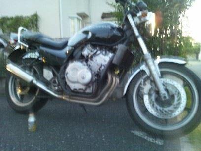 TKSLegacyさんのジェイド(バイク)
