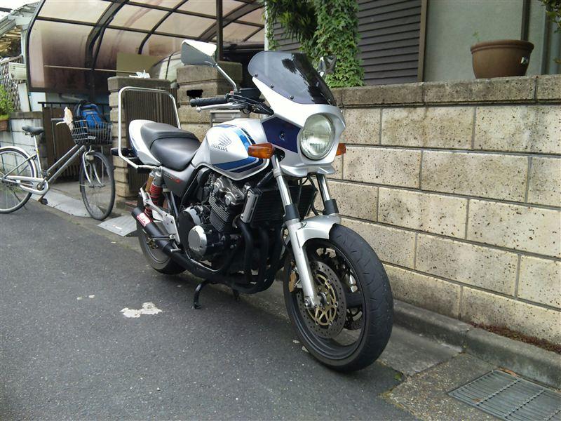 ホンダ CB400 SUPER FOUR (スーパーフォア)