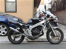 えるうぇいさんのウルフ125 左サイド画像