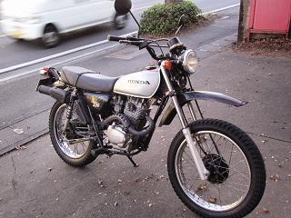 ホンダ XL230