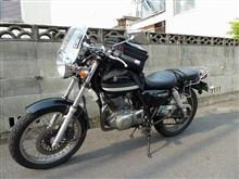 ぷーさんくまさんの愛車:スズキ ST250 Etype