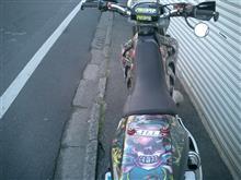 maguromarudashiさんのCRM250AR リア画像