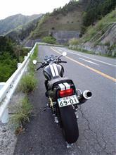広島のおっくんさんのXJR1200 リア画像