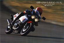 鈴 木 浩 之さんのFZ400R リア画像