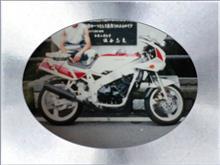 ninjya1100さんのFZR400 左サイド画像