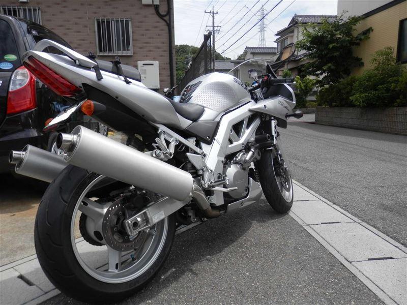 くきおさんのSV1000S