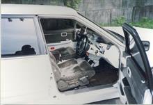 FUNNY CARさんのブルーバードバン 左サイド画像