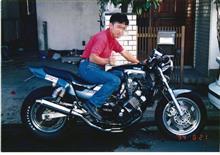 ぐらふーさんのFZX750 メイン画像