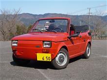 ムルティプラの狼さんの愛車:フィアット 126