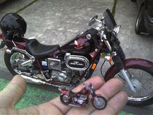 スポルトco.m.poさんのジャズ(バイク) リア画像