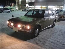 コリンズさんの愛車:トヨタ コロナバン