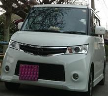 美桜(加州七津)奈子さんのルークス メイン画像