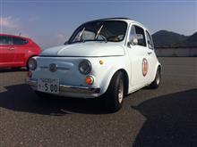 51onoさんの愛車:フィアット フィアット500 (ハッチバック)