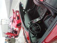 跳ね馬GTOさんのMP4-12C インテリア画像