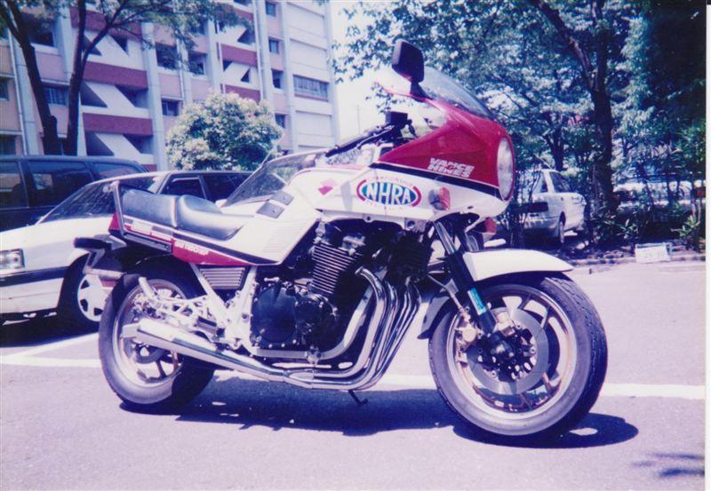 黒いTCさんのGSX1150EF