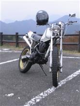 【カズ】さんのXT250T 左サイド画像
