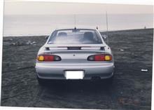 16号車さんのMX-6 リア画像