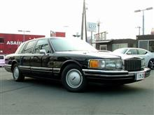 Dream Scarletさんのタウンカー インテリア画像