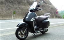 JOE-JIさんのVespa_GTS250ie