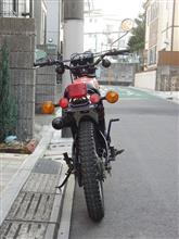 えるうぇいさんのDT125 リア画像