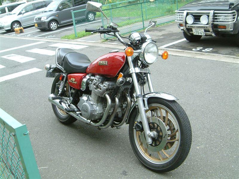 Z1MINIさんのXS1100