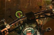 五十六さんのエリミネーター250V 左サイド画像