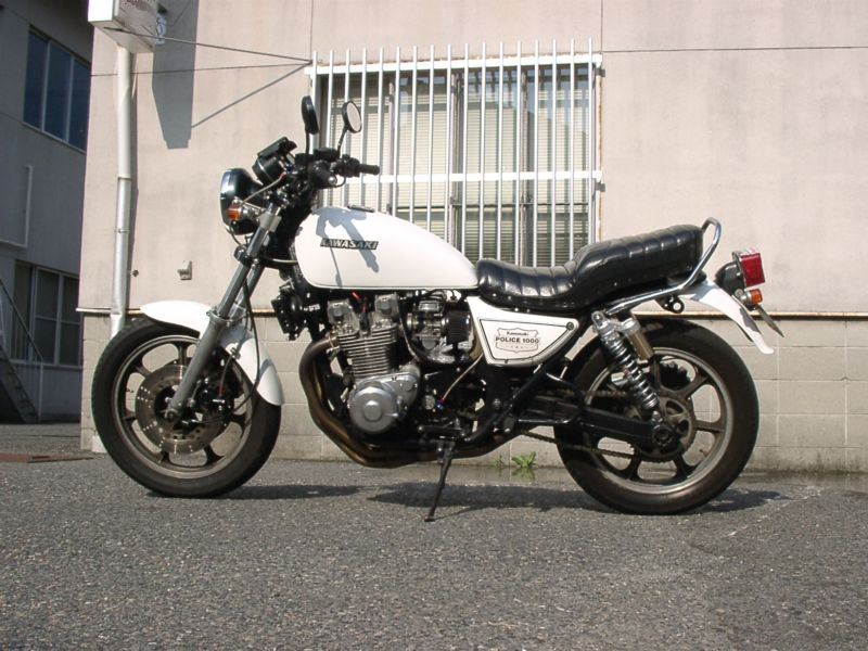 カワサキ ポリス1000
