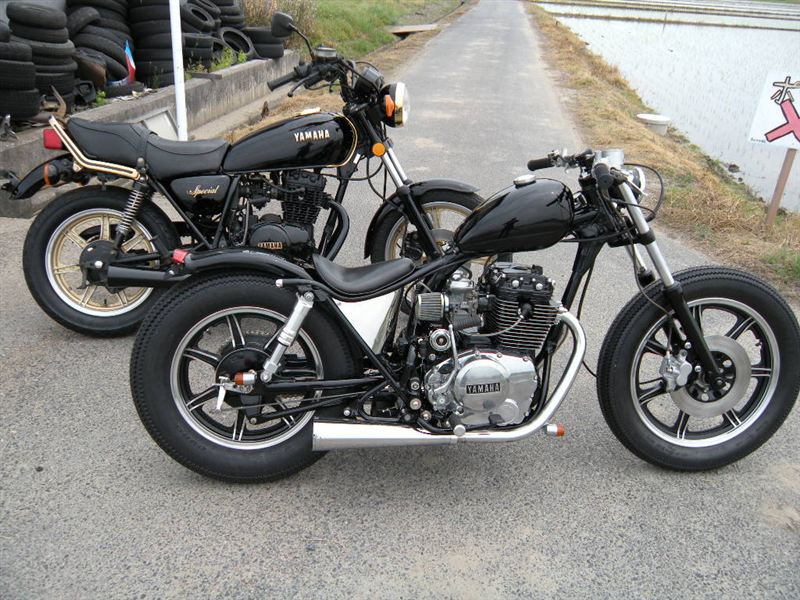 ヤマハ XS250SPL