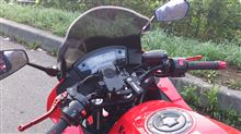 E・ローソンさんのNinja400R インテリア画像